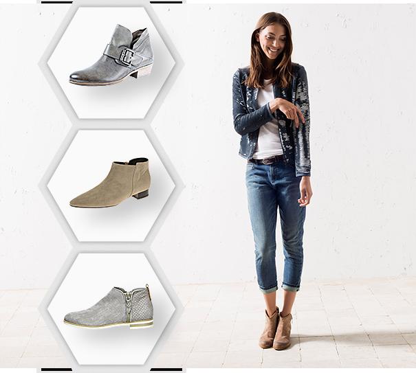 trendige ankle boots f r damen im fr hjahr 2016. Black Bedroom Furniture Sets. Home Design Ideas