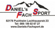 Daniel's Fachsport