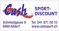 Cash Sportdiscount