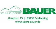 Schuhe + Sport Bauer