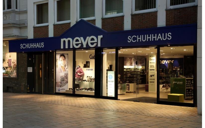   Schuhhaus Meyer GmbH & Co. KG Ihr Fachgeschäft