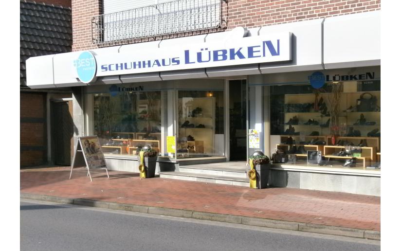   Schuhhaus Lübken Ihr Fachgeschäft in Werlte