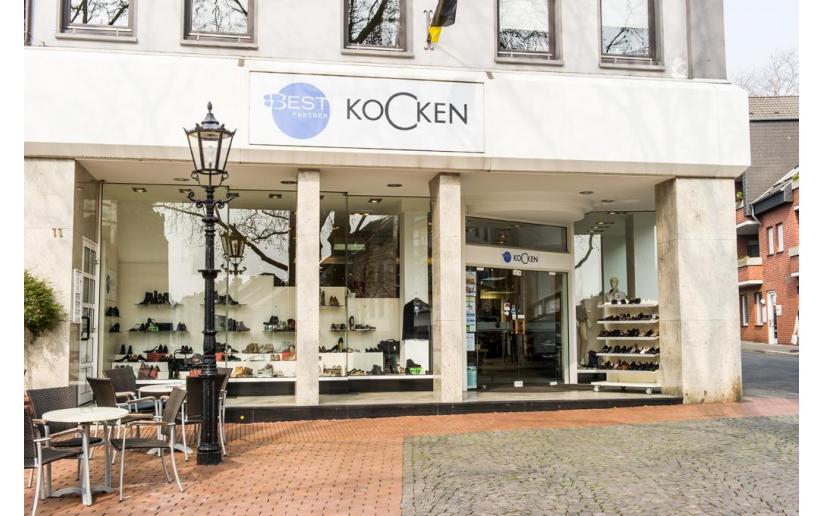 | Schuhhaus Kocken Korschenbroich Ihr Fachgeschäft