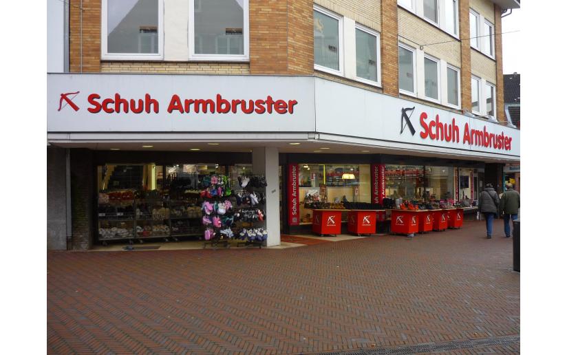 | Schuh Armbruster Itzehoe Ihr Fachgeschäft in Itzehoe