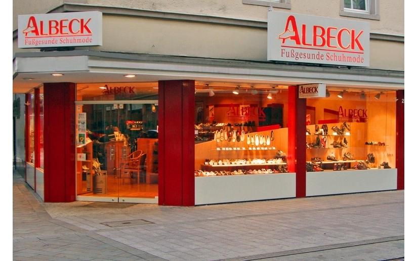 | Schuhhaus Albeck Ihr Fachgeschäft in Neuss