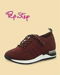Pep Step, Sneaker, Rot