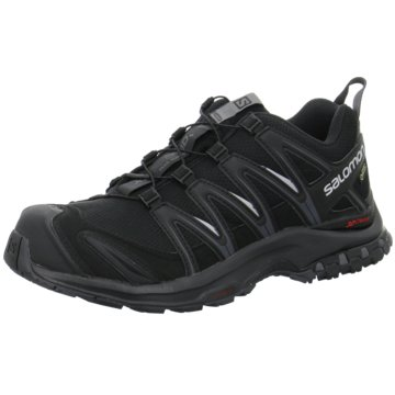 Salomon - SHOES XA PRO 3D GTX® BLACK/BLA -
