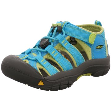 Keen - NEWPORT H2 C-HAWAIIAN BLUE/GREEN GL -
