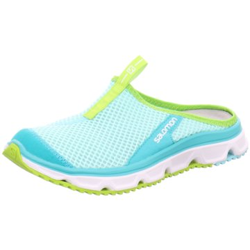 Salomon - SHOES RX SLIDE 3.0 W Ablue/WH/ -