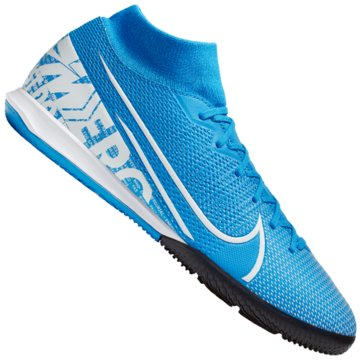 Nike - SUPERFLY 7 ACADEMY IC,BLUE HERO/WHI -