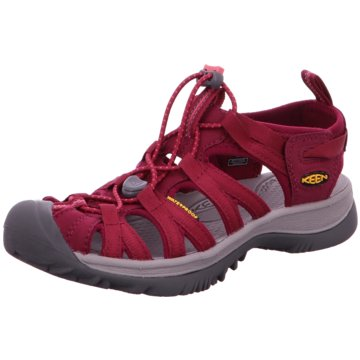 Keen - WHISPER W-BEET RED/HONEYSUCKLE -