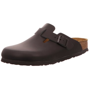 Birkenstock - Boston NL Schwarz -