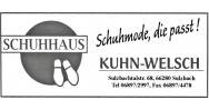 Schuhhaus Kuhn-Welsch e.K.