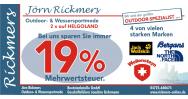 Jörn Rickmers Outdoor und Wassersportmode