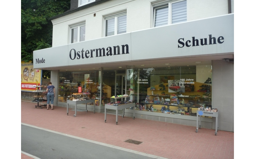 schuhhaus ostermann gmbh ihr fachgesch ft in dorsten. Black Bedroom Furniture Sets. Home Design Ideas