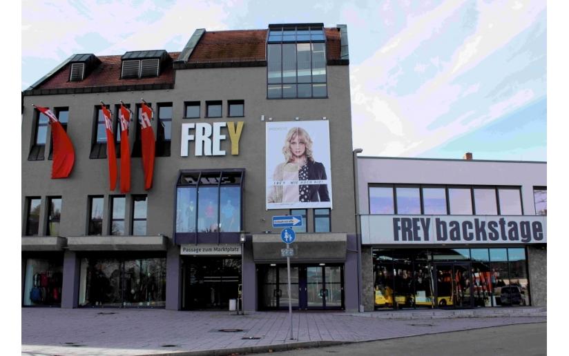 frey mode erlebnis kaufhaus cham ihr fachgesch ft in cham. Black Bedroom Furniture Sets. Home Design Ideas